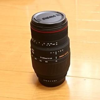 シグマ(SIGMA)のAPO 70-300mm F4-5.6 DG MACRO(レンズ(ズーム))