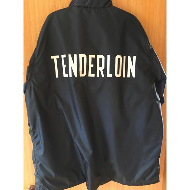 TENDERLOIN(テンダーロイン)のtenderloin コーチジャケットM新品同様 メンズのジャケット/アウター(ナイロンジャケット)の商品写真