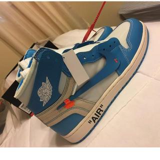 NIKE - Tne ten Nike off-white Air Jordan 1