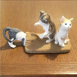 猫 フィギュア