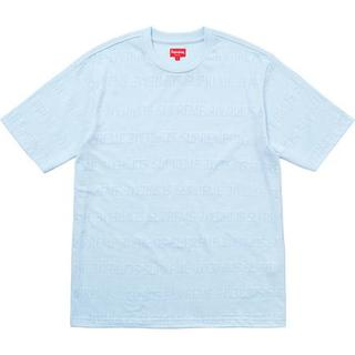 Supreme - Mesh Stripe Top supreme Light Blue M
