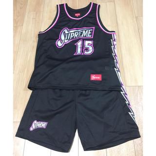 supreme basket シュプリーム バスケ セットアップ ユニフォーム