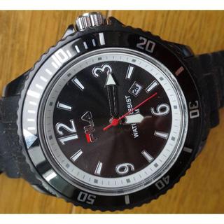 フィラ(FILA)の腕時計 FILA(ラバーベルト)