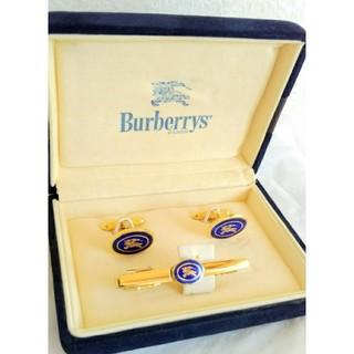 バーバリー(BURBERRY)の新品、未使用品  BURBERRY バーバリ ネクタイピン(ネクタイピン)