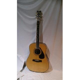 ヤマハ(ヤマハ)のYAMAHA L-8 専用ハードケース付き(アコースティックギター)