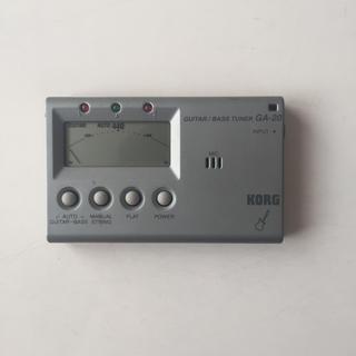 コルグ(KORG)のお買い得! KORG GA-20 Guitar/Bass Tuner(その他)