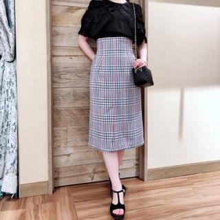 デイシー(deicy)の新品♡DEICYチェックタイトスカート(ひざ丈スカート)