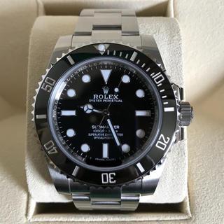 ロレックス(ROLEX)のクーポンで80.75万円【85万円】ロレックス  サブマリーナ ノンデイト(腕時計(アナログ))