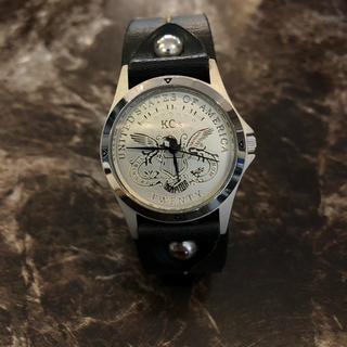 ケイシイズ(KC,s)のケーシーズ kcs 腕時計 時計 ウォッチ  レザー(腕時計)