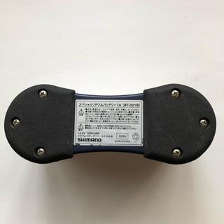 SHIMANO - スペシャルリチウムバッテリー7A ジャンク