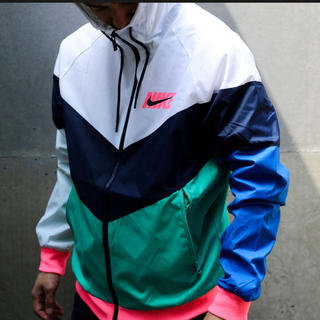 NIKE - 【★送料無料★】NIKE AS M NSW WR JKT HD GX QS