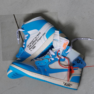 OFF-WHITE - AJ1 OFF-WHITE 27.5