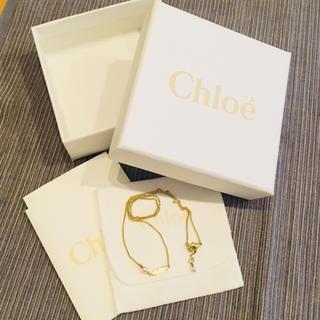 クロエ(Chloe)の【美品】クロエ ネックレス(ネックレス)