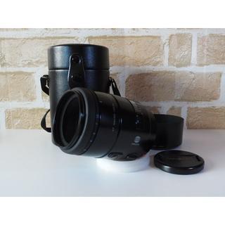 コニカミノルタ(KONICA MINOLTA)のMINOLTA AF Macro 100mm F2.8(レンズ(単焦点))
