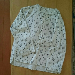 ボンポワン(Bonpoint)のwaddler アルパカシャツ(Tシャツ/カットソー)