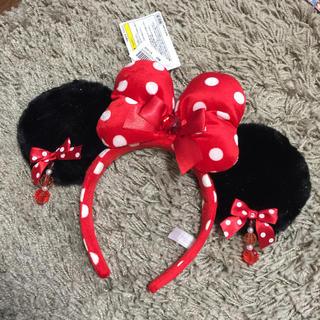Disney - タグ付き♡ミニーのカチューシャ