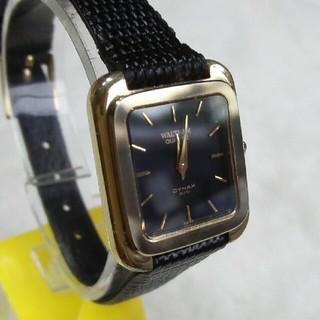 ウォルサム(Waltham)のウォルサム腕時計 ヴィンテージレディースクォーツ (腕時計)