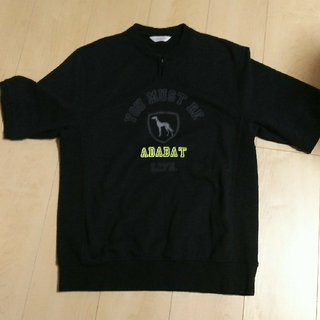 アダバット(adabat)のadabat 半袖トレーナー サンタフェ santafe hardy好きに (Tシャツ/カットソー(半袖/袖なし))