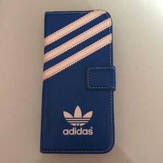 アディダス(adidas)のiPhone5/5sケース(モバイルケース/カバー)