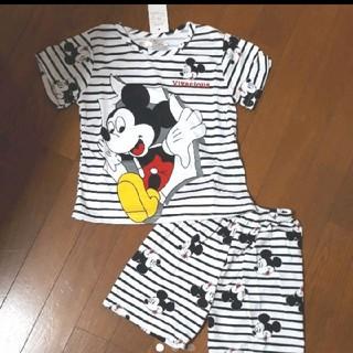 ♥新品♥キッズ 上下セット ミッキーマウス(パジャマ)