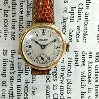 ロレックス(ROLEX)のROLEX アンティークレディース腕時計(腕時計)