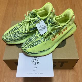 adidas - 新品 美品 Yeezy Boost 350 V2 Yellow 28.0cm