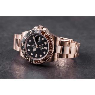 ロレックス(ROLEX)の【新品未使用・国内正規】ロレックス GMTマスターⅡ 126715CHNR(腕時計(アナログ))