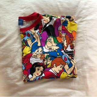 Disney - disney 白雪姫 Tシャツ