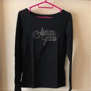 アルマーニジーンズ(ARMANI JEANS)のアルマーニジーンズ(Tシャツ(半袖/袖なし))