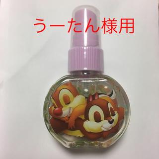 ディズニー(Disney)のボディミスト チップ&デール シトラスグリーンティーの香(香水(女性用))