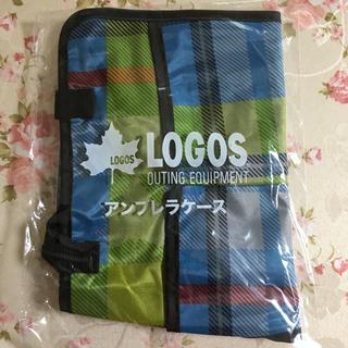 ロゴス(LOGOS)のアンブレラケース *傘入れ 傘立て *ロゴス logos ノベルティ(車内アクセサリ)