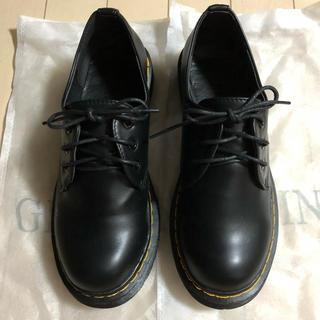 ドクターマーチン(Dr.Martens)のドクターマーチン 3ホール ドクターマーチン風(ローファー/革靴)