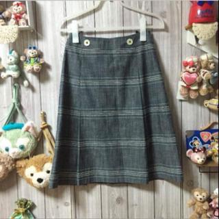ロペ(ROPE)の 《ROPE スカート》  (ひざ丈スカート)