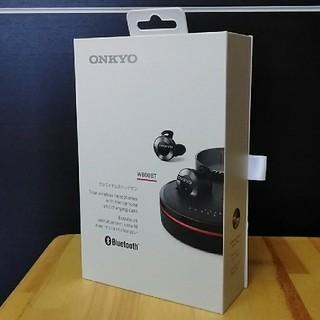 ONKYO - 【新品未開封】ONKYO フルワイヤレスイヤホン W800BT