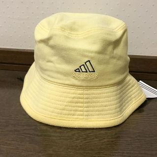 アディダス(adidas)の⭐︎新品⭐︎アディダス adidas ☆帽子 ハット☆ イエロー(その他)