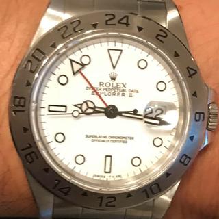 ロレックス(ROLEX)のロレックスref16570 W品番①【価格72万円】(腕時計(アナログ))