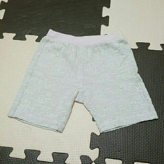 コンビミニ(Combi mini)のゾウ柄パジャマ パンツ 100cm(パジャマ)