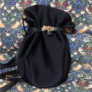 パピヨネ(PAPILLONNER)のkawa-kawa 巾着リュックサック カワカワ(リュック/バックパック)