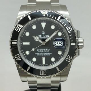 ロレックス(ROLEX)の新品ロレックス サブマリーナデイト 2(腕時計(アナログ))
