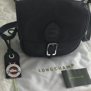 ロンシャン(LONGCHAMP)の【美品】Longchamp ポシェット(ショルダーバッグ)