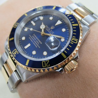 ロレックス(ROLEX)のロレックス サブマリーナ デイト 美品(腕時計(アナログ))