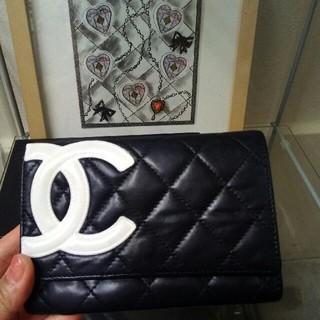 シャネル(CHANEL)のシャネルカンボンライン 財布(財布)
