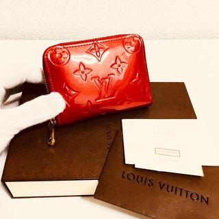 LOUIS VUITTON - 270❤️超美品❤️最新❤️ルイヴィトン❤️ジップ 財布❤️正規品鑑定済み❤️