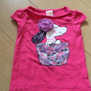 ジンボリー(GYMBOREE)の美品 ジンボリー Tシャツ (その他)