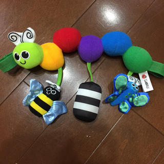 サッシー(Sassy)の美品☆Sassy ベビー用おもちゃ(がらがら/ラトル)