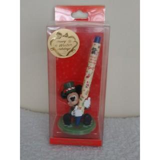 Disney - ディズニーシー ミッキー ペンスタンド&ペン