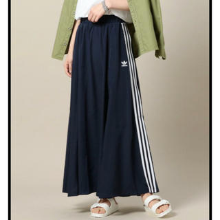 アディダス(adidas)の希少♡S💖 adidas BEAUTY&YOUTH コラボ ロングスカート (ロングスカート)