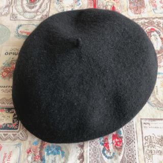 ハートイー(Heart E)のHeart E ベレー帽(ハンチング/ベレー帽)
