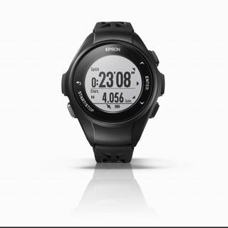 エプソン(EPSON)のEPSON Wristable GPS  Q-10(腕時計(デジタル))