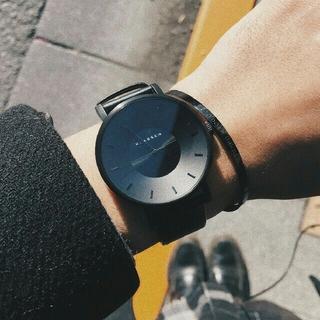 ビューティアンドユースユナイテッドアローズ(BEAUTY&YOUTH UNITED ARROWS)のklasse14 ブラック 新品未使用(腕時計(アナログ))
